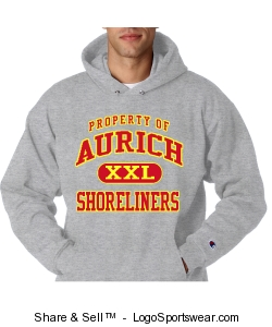 Shoreliner Property workout hoodie Design Zoom